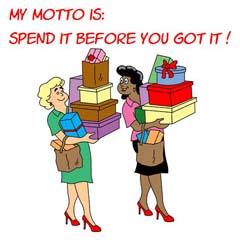 spend gift design